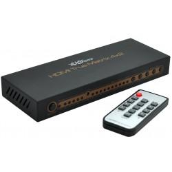 XOLORSpace HDMI Matrix 4x2...