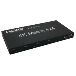 XOLORSpace HDMI Matrix 4x4...