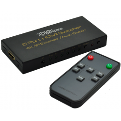 XOLORSpace HDMI Switch 5x1...